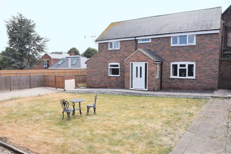 4 Bedrooms Detached House for sale in Burton Road, Ashby De La Zouch, LE65