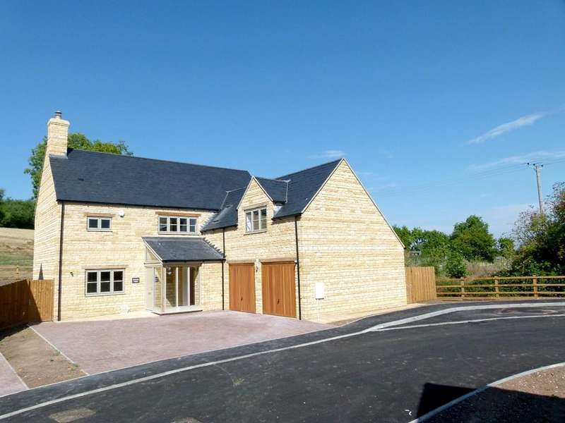 4 Bedrooms Detached House for sale in Campden House, Park Court, Long Compton