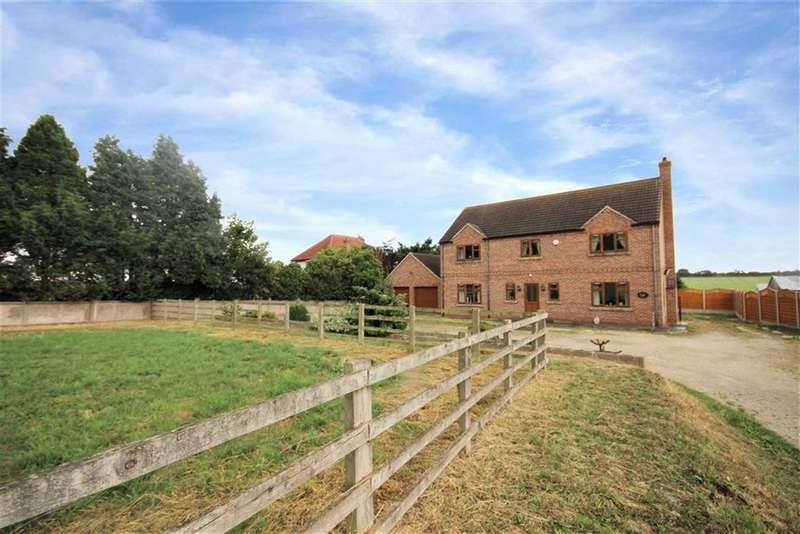 4 Bedrooms Detached House for sale in Bawtry Road, Everton, Doncaster, South Yorkshire