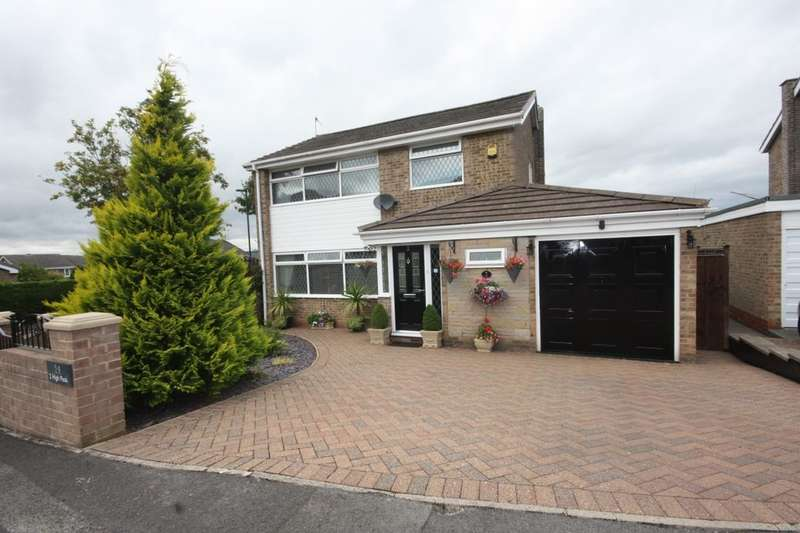 3 Bedrooms Detached House for sale in High Peak, Guisborough, TS14