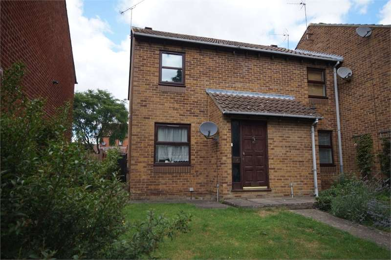 2 Bedrooms End Of Terrace House for sale in Chilcombe Way, Lower Earley, READING, Berkshire