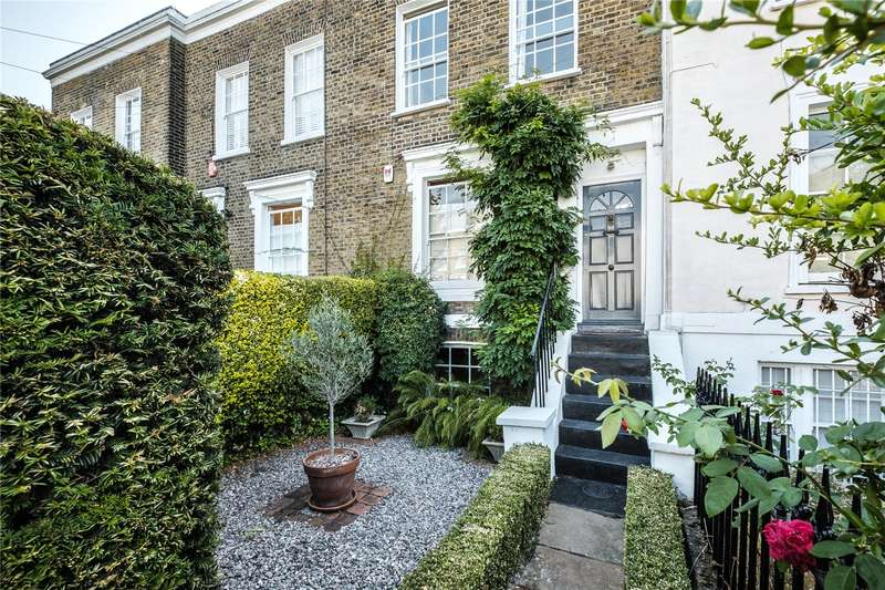 2 Bedrooms Apartment Flat for sale in Ufton Road, London, N1