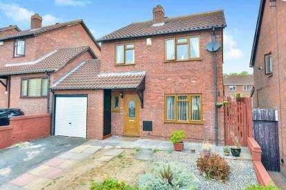 4 Bedrooms Detached House for sale in Stamford Avenue, Springfield, Milton Keynes, Buckinghamshire
