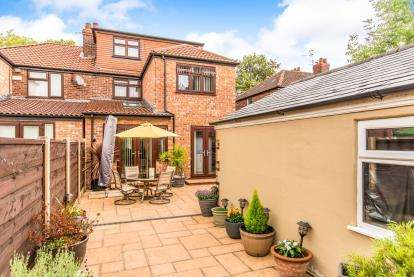 4 Bedrooms Semi Detached House for sale in Victoria Road, Withington, Manchester, Uk