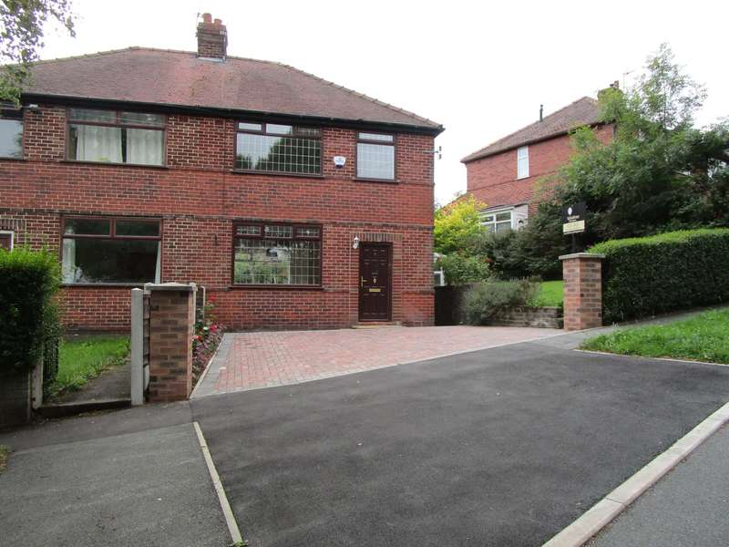 3 Bedrooms Semi Detached House for sale in Eleanor Road, Royton