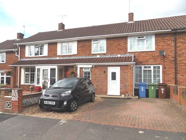 3 Bedrooms Terraced House for sale in Garth Square, Priestwood, Bracknell