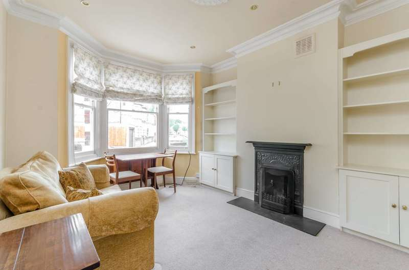 1 Bedroom Flat for sale in Bendemeer Road, Putney, SW15