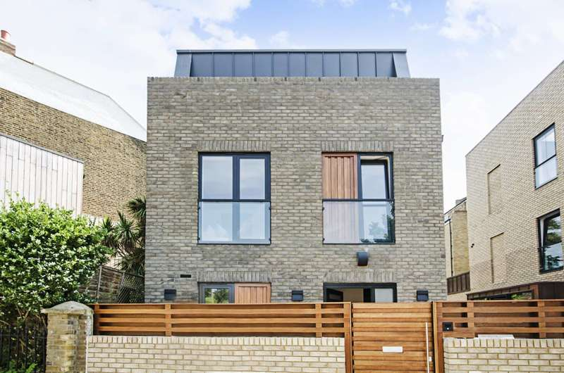 4 Bedrooms House for sale in Camden Town, Camden Town, NW1