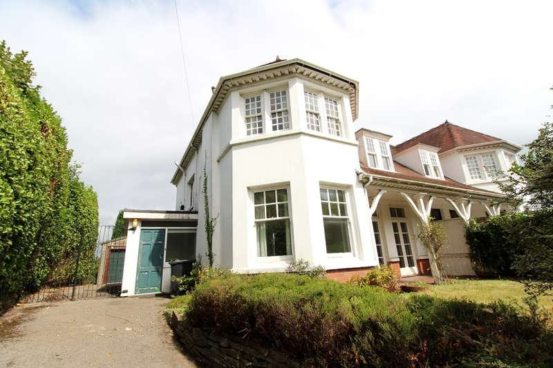 3 Bedrooms Semi Detached House for sale in Ponthir Road, Caerleon, Newport, NP18