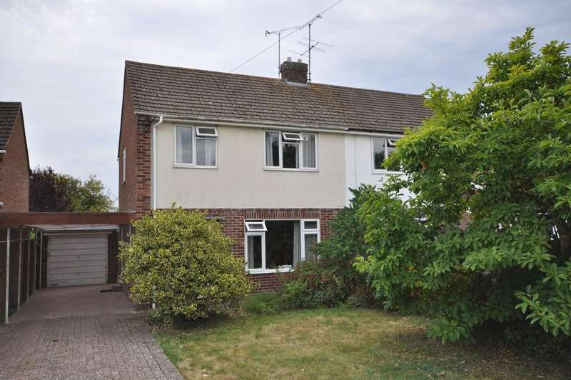 3 Bedrooms Semi Detached House for sale in Norton Road, Woodley, Reading, RG5 4AJ