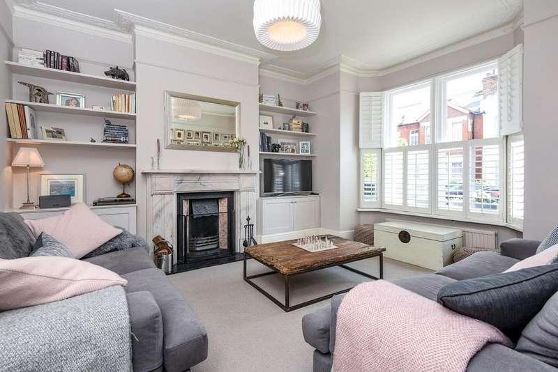 5 Bedrooms Terraced House for sale in Elsenham Street, Southfields