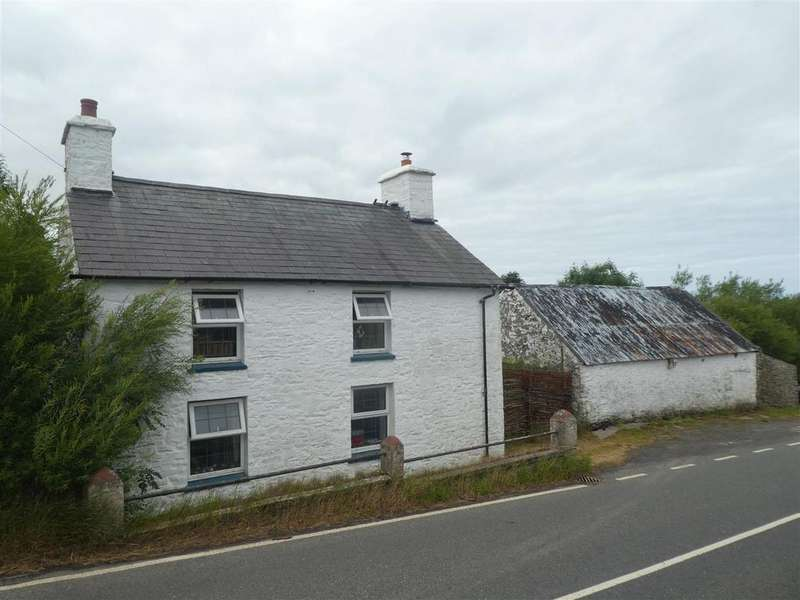 3 Bedrooms Smallholding Commercial for sale in Bethania, Llanon, Near Aberaeron