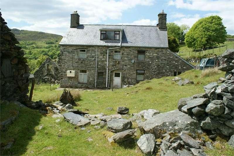5 Bedrooms Cottage House for sale in Bontddu, Dolgellau, Gwynedd