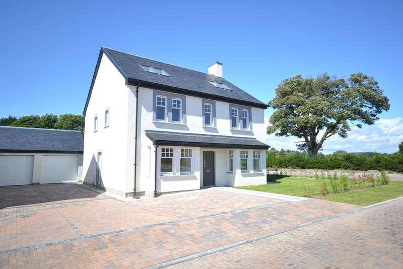 5 Bedrooms Detached Villa House for sale in Swan Mews Eglinton Park, Kilwininng, KA13 7QE