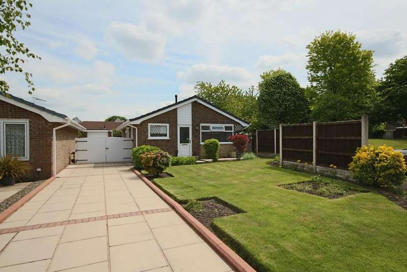 2 Bedrooms Detached Bungalow for sale in Almond Close, Penwortham