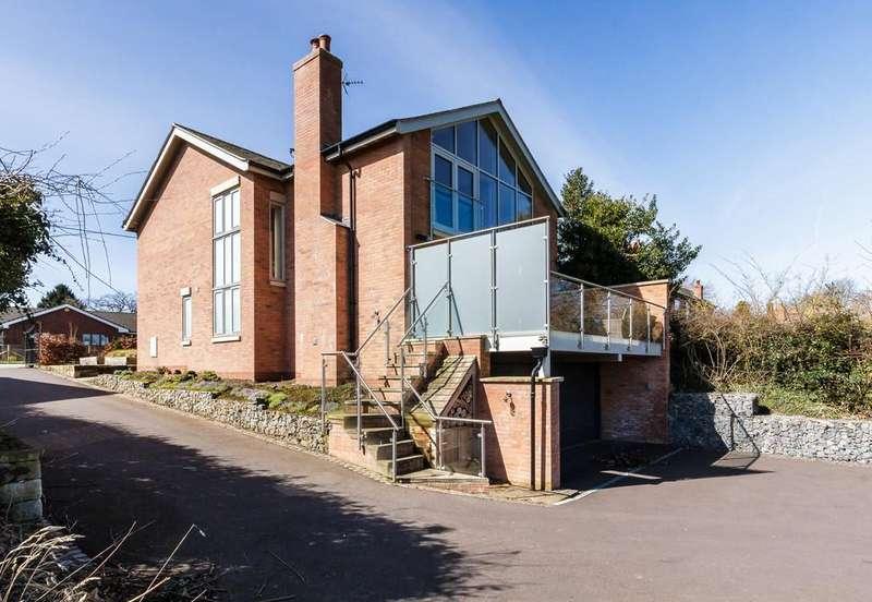 3 Bedrooms Detached House for sale in Acton House, School Lane, Bunbury, CW6 9NR