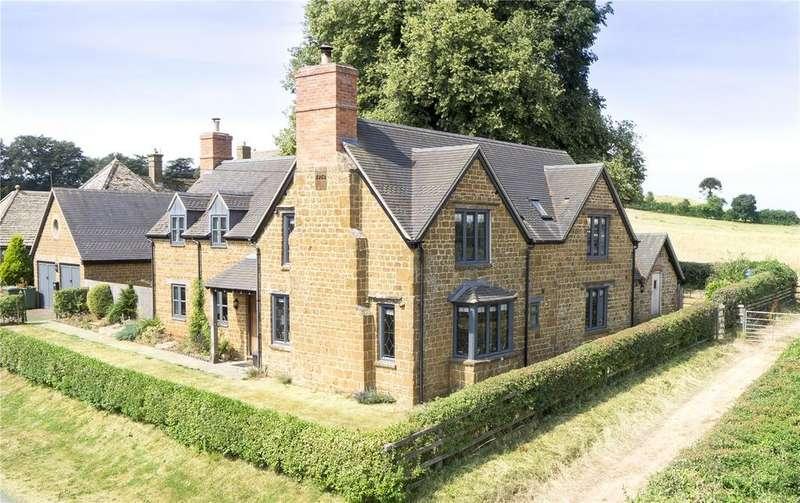 4 Bedrooms Unique Property for sale in Avon Dassett, Southam, Warwickshire, CV47