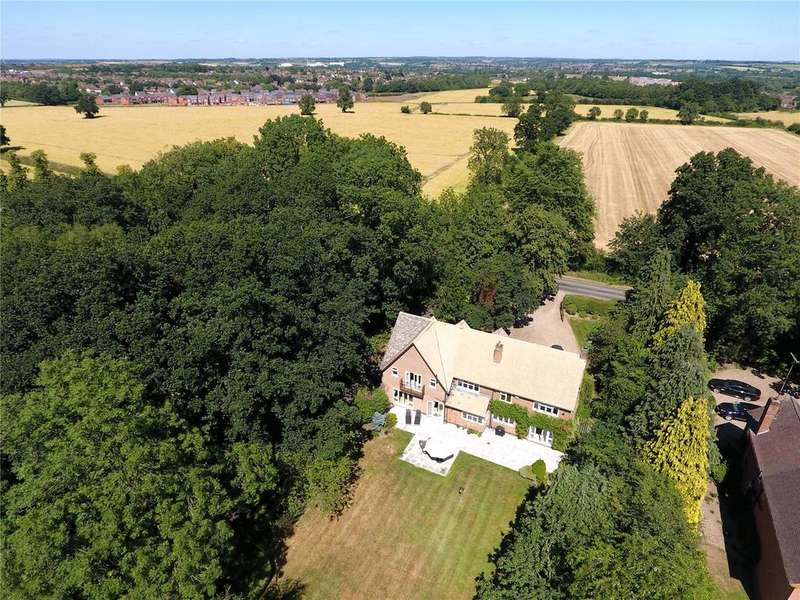 6 Bedrooms Detached House for sale in The Ridings, Rothley, Leicester