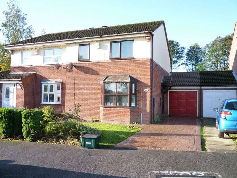 3 Bedrooms Semi Detached House for sale in Vicarage Road, Catterick Garrison
