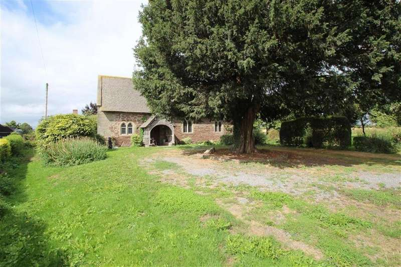 3 Bedrooms Detached House for sale in WILLERSLEY, Willersley, Herefordshire