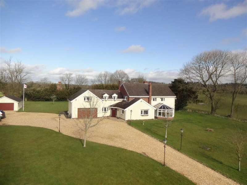 6 Bedrooms Detached House for sale in Bridgnorth, Shropshire