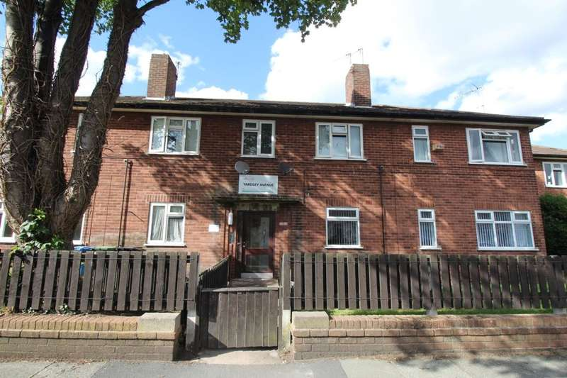 2 Bedrooms Flat for sale in Yardley Avenue, Stretford, Manchester, M32