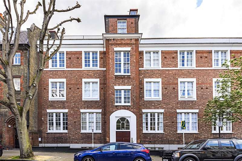 3 Bedrooms Flat for sale in Florence Street, London, N1