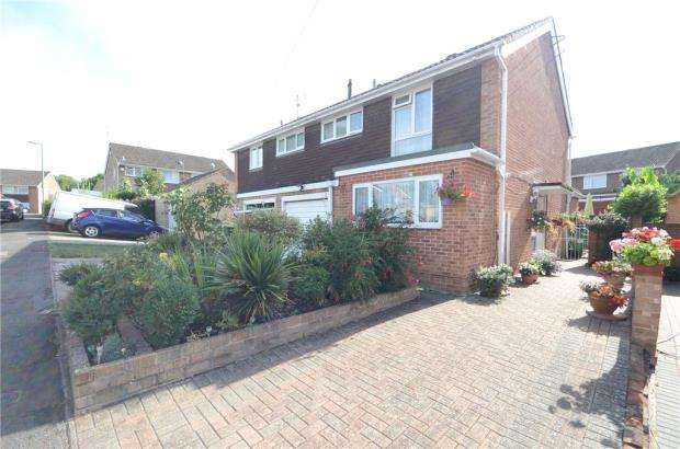 3 Bedrooms Semi Detached House for sale in Ferndale Avenue, Reading, Berkshire