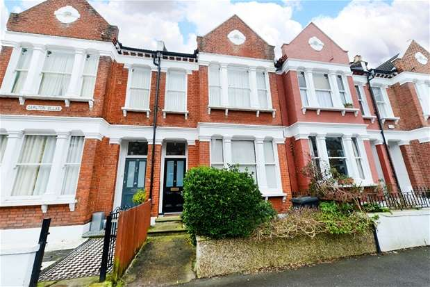 4 Bedrooms Terraced House for sale in Byne Road, Sydenham