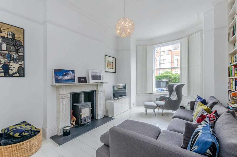 4 Bedrooms Terraced House for sale in Callcott Road, Brondesbury, NW6