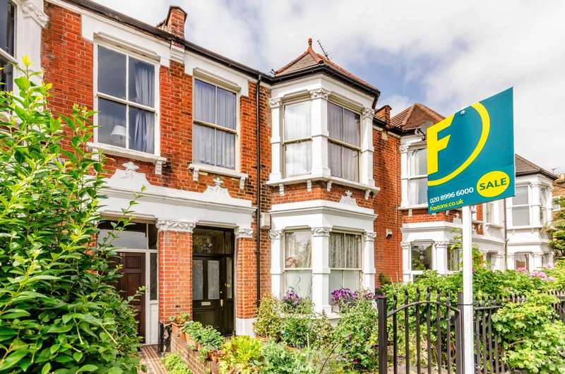 4 Bedrooms Terraced House for sale in Chiswick Lane, Chiswick, W4