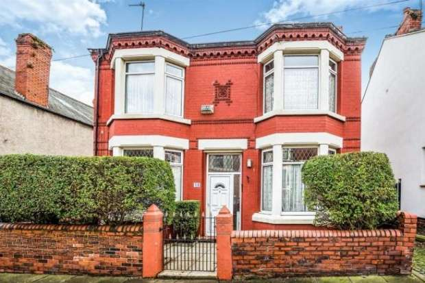 3 Bedrooms Detached House for sale in Elmswood Road, Wallasey, Merseyside, CH44 8DB