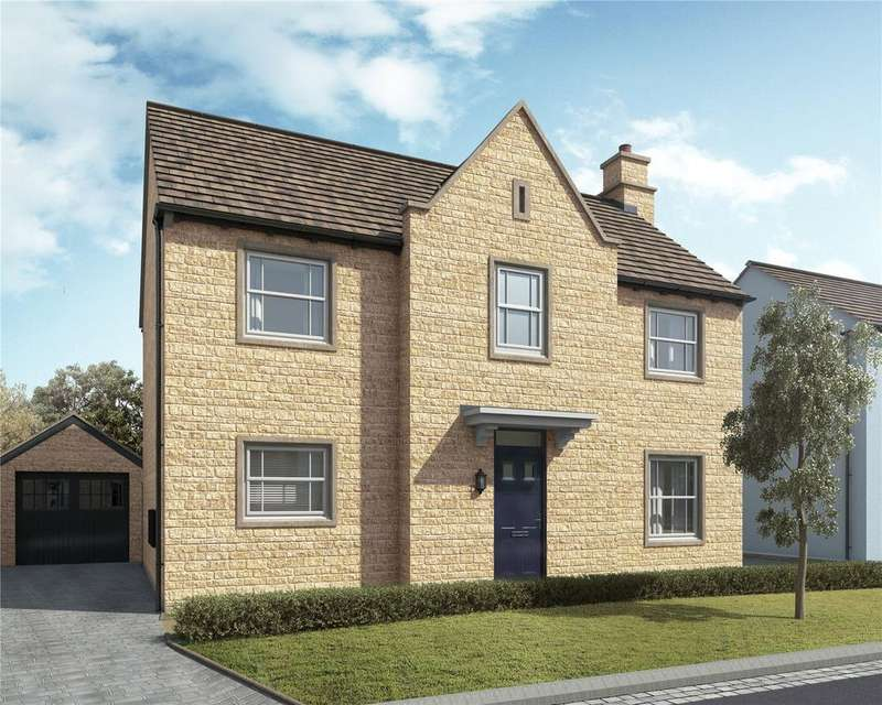4 Bedrooms Detached House for sale in Cecil Square, Kettering Road, Stamford, Lincolnshire, PE9