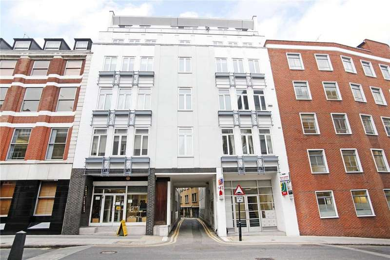 2 Bedrooms Flat for sale in Munro House, 14 St. Cross Street, London, EC1N
