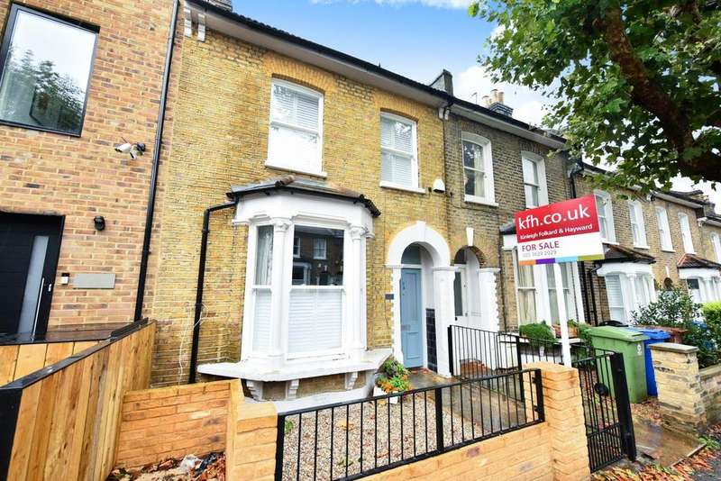 3 Bedrooms Terraced House for sale in Kimberley Avenue, Nunhead