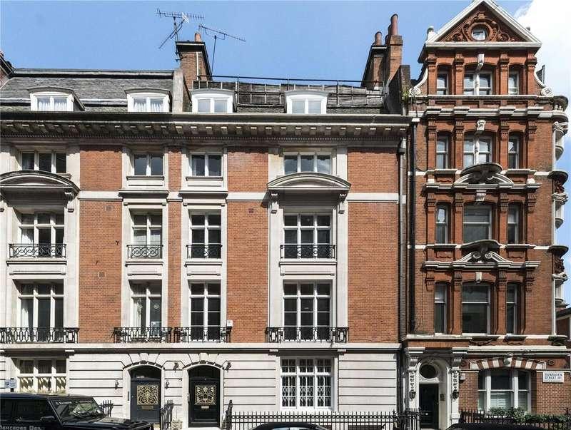 Terraced House for sale in Dunraven Street, Mayfair, London, W1K