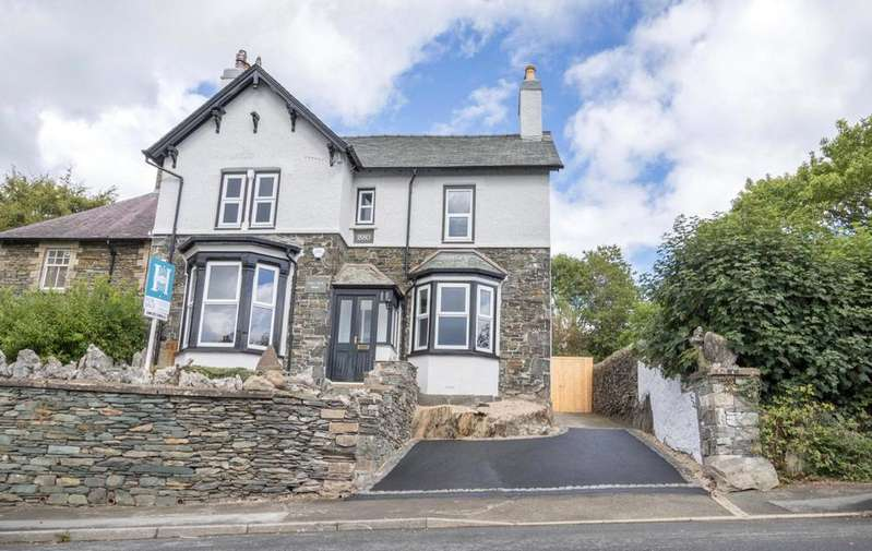4 Bedrooms Detached House for sale in Sunny Bank House, Princes Road, Windermere, Cumbria