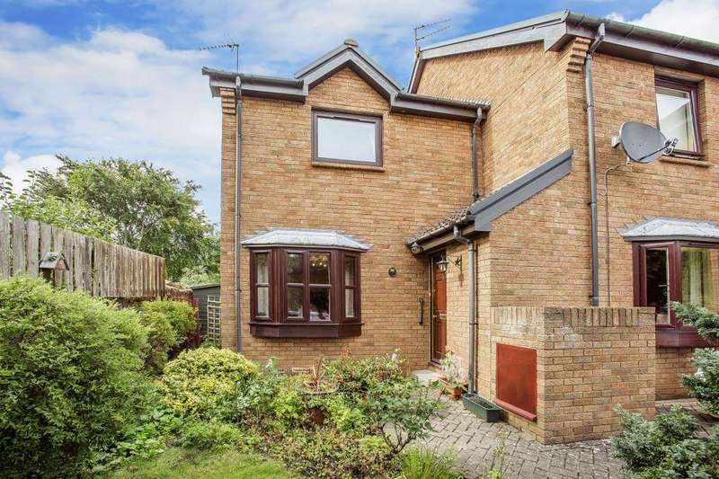 2 Bedrooms End Of Terrace House for sale in 4 Princess Mary Place, Haddington, EH41 3NN
