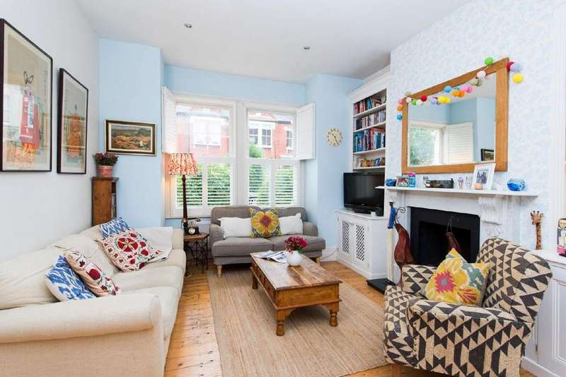 5 Bedrooms Semi Detached House for sale in Lucien Road, Tooting