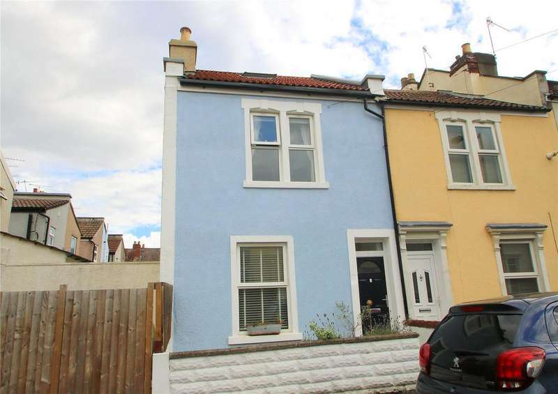 3 Bedrooms End Of Terrace House for sale in Beaufort Street, Bedminster, BRISTOL, BS3