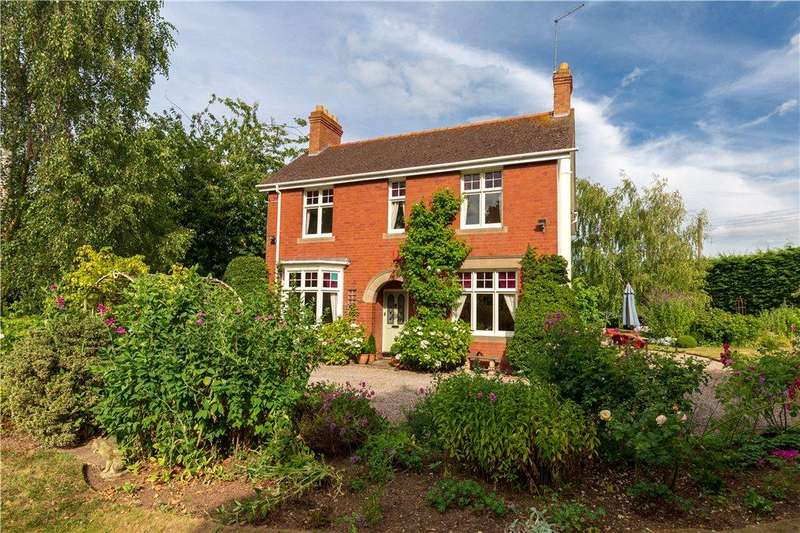 4 Bedrooms House for sale in Hall Green, Malvern, Worcestershire, WR14