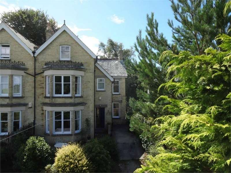 5 Bedrooms Semi Detached House for sale in Crescent Road, Truro