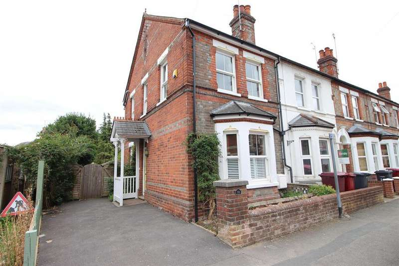 3 Bedrooms House for sale in Thames Avenue, Reading