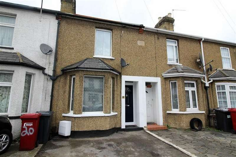 3 Bedrooms Cottage House for sale in Belgrave Road, Slough, Berkshire