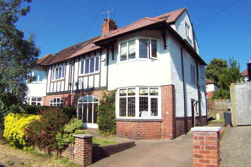 5 Bedrooms Semi Detached House for sale in Moor Park Avenue, Leeds