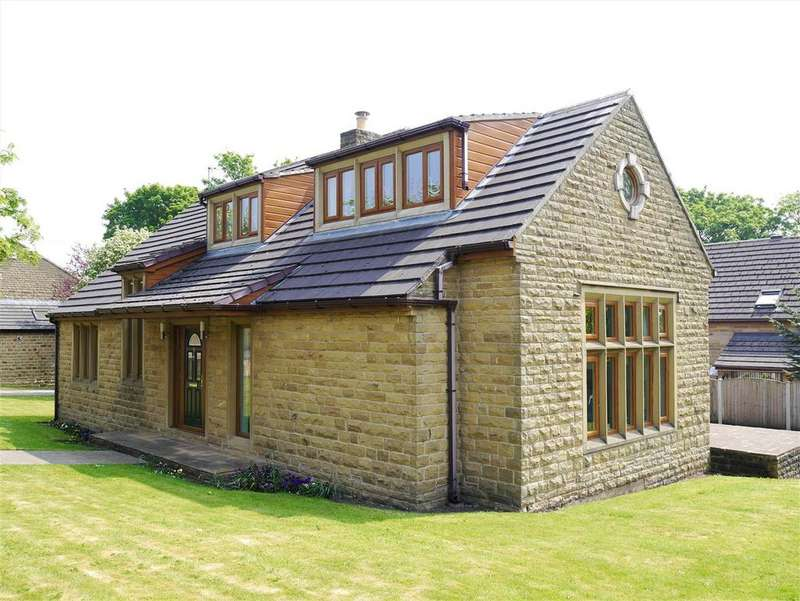 5 Bedrooms Detached House for sale in Upper Lane, Little Gomersal, BD19