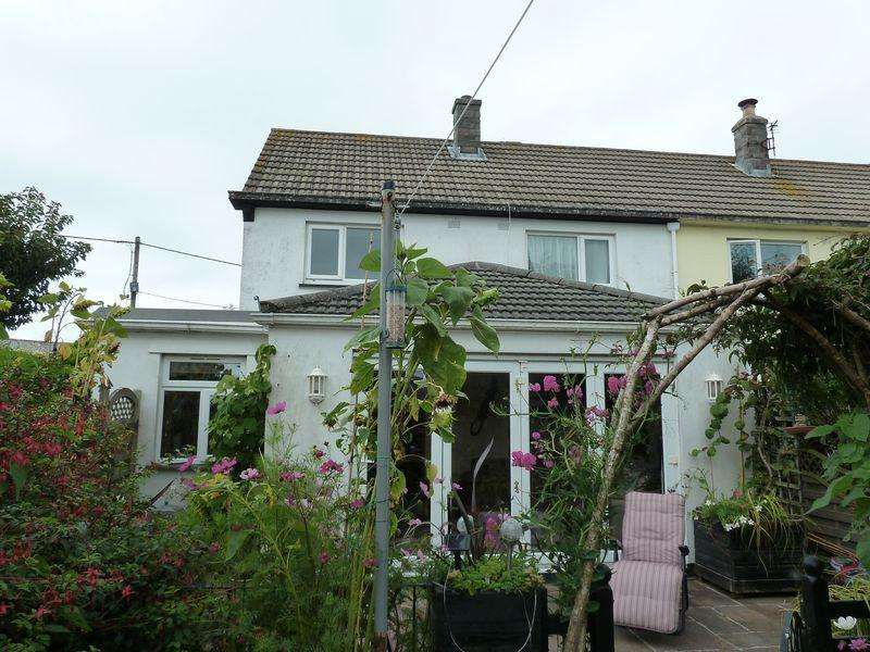 2 Bedrooms Semi Detached House for sale in Palmers Terrace, Tintagel