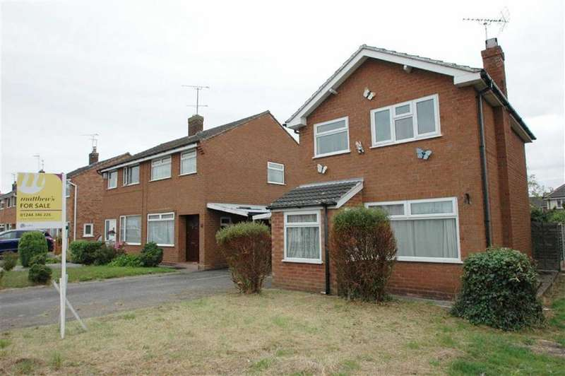 3 Bedrooms Detached House for sale in Finchett Drive, Chester