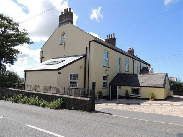 5 Bedrooms Semi Detached House for sale in Newton Tracey, Newton Tracey, Barnstaple, Devon