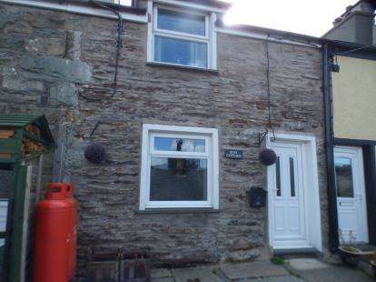 1 Bedroom Terraced House for sale in Bryn Street, Talsarnau, Gwynedd, LL47